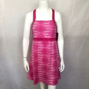 New Soybu Pink Athletic Dress L